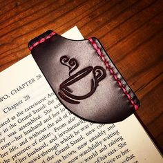 bookmark: could do in embroidered felt