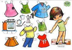 muñecas recortables, paper dolls, Бумажные куклы , bambole da carta, poupées en papier, 纸娃娃 , - merimartinez1 - Picasa-Webalben