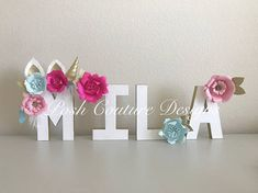 Hey, I found this really awesome Etsy listing at https://www.etsy.com/listing/527564897/unicorn-floral-letters-unicorn-photo