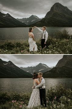 Are you looking for an epic elopement or destination wedding location? I may be a little biased, but Glacier National Park should be on your list! Especially if you want an intimate mountain wedding, there are so many gorgeous spots to exchange your wedding vows. Check out more national park elopements on my blog at jacilynm.com by tapping the pin! If you are looking for a wedding photographer, I am always happy to talk you through how to plan an elopement! Elope Wedding, Wedding Vows, Wedding Photos, Wedding Ideas, Mountain Weddings, Mountain Elopement, Montana Wedding, Destination Wedding Locations, Elopement Ideas