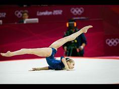 Viktoria Komova women's gymnastics floor exercise | 2020-09-20