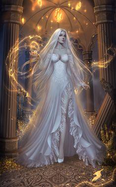 Fantasy Art Women, Beautiful Fantasy Art, Dark Fantasy Art, Fantasy Girl, Fantasy Artwork, Fantasy Inspiration, Character Inspiration, Fantasy Character Design, Character Art