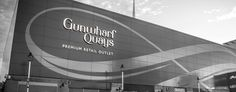 Gunwharf Quays Shopping Centre – Wood and Wood