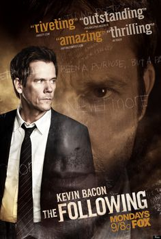 the following photos | The Following': Kevin Bacon Featured In New Creepy Key Art (PHOTO)