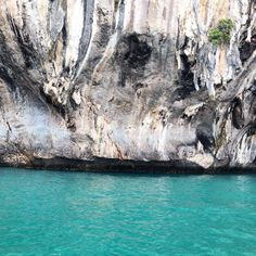 Limestone Cave Thailand