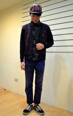 每日精選 - 2013-11-22   Dappei 搭配 - 服飾穿搭網站