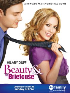 Beauty and the Briefcase.. Oh my gosh, I just watched this movie and it was seriously so good!!! I am in love.