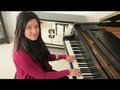 8 Piano Finger Exercises for Beginners #EasyPianoLessons