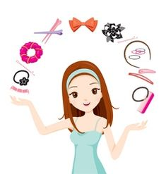 Find hair accessories stock images in HD and millions of other royalty-free stock photos, illustrations and vectors in the Shutterstock collection. Thousands of new, high-quality pictures added every day. Free Vector Images, Vector Free, Royalty Free Images, Royalty Free Stock Photos, Most Popular Image, Clip Art, Cartoon, Wallpaper, Disney Characters