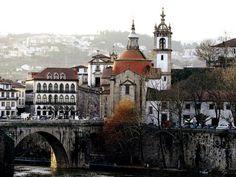 Amarante, Douro, Portugal