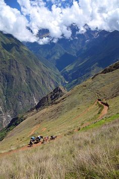 Until plans for cable car access are realized, seeing Choquequirao will require a three-day hike from Cachora © Mark Johanson / Lonely Planet