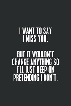 Image: 25 Missing You Quotes | Quotes & humor