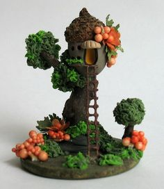 Celebrating polymer clay artists from Etsy.com