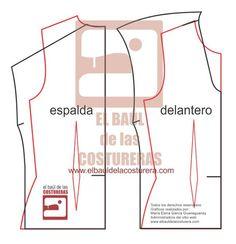 EL BAÚL DE LAS COSTURERAS: ¿Es Blusa o Uniforme de Quirófano?