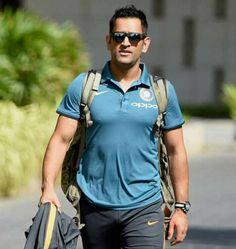 Bahubali of Cricket - M.S. Dhoni #Cricket #ICC - http://ift.tt/1ZZ3e4d