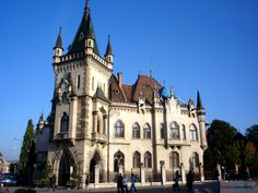 Jacob´s Palace in Kosice