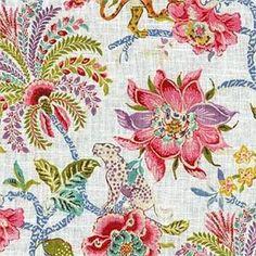 Waverly Williamsburg Braganza Jewel     BUY NOW:  http://shop.thefabricfinder.com/Waverly_Williamsburg_Braganza_Jewel.aspx