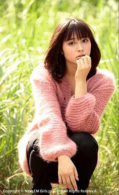 Alice Hirose / Model . Japanese cute girl.