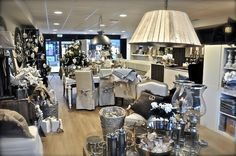 So many beautiful home accessories - would really love to go to Norway & visit this store - from  http://villapaprika.no/#