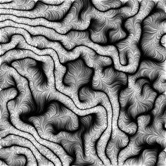(computer generated art? perlin noise generator)