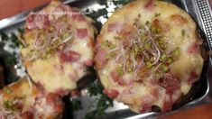 Mozzarella, Sprouts, Grilling, Vegetables, Food, Crickets, Essen, Vegetable Recipes, Meals