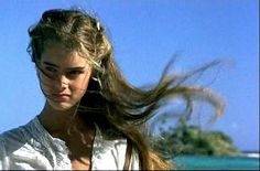 "Brooke Shields in ""The Blue Lagoon,"" 1980."