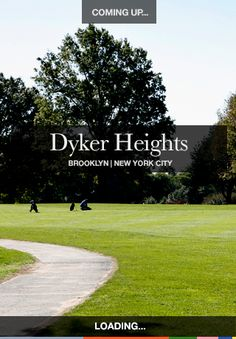 """Dyker Heights: Once dubbed the """"handsomest suburb of New York,"""" because of its elegant planning, large lots, and site with a commanding view, Dyker Heights consists of numerous homes to buy, condos and apartments to rent. While properties in Dyker Heights include condos and cozy brick row houses, one-family and two-family homes for sale — some in the original Queen Anne style, some Mediterranean Villas — are the highlight of the neighborhood."""