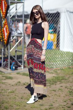 Governors Ball 2014 Street Style