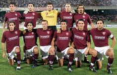 Salernitana 2000-2001