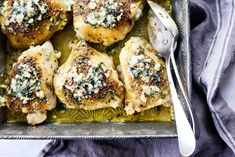 Parmesan Garlic Baked Chicken – Simply Scratch Related posts: Baked Garlic Parmesan Chicken Drumsticks Crispy Garlic Parmesan Baked Chicken Easy baked chicken parmesan has a garlic parmesan crust and is smothered in rich… Baked Garlic Parmesan Chicken Baked Garlic Parmesan Chicken, Baked Chicken Tenders, Crispy Baked Chicken, Garlic Cheese, Baked Chicken Recipes, Parmesan Recipes, Jus D'orange, Those Recipe, Chicken Seasoning