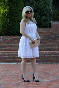 Fashion Friday: All White - CBBlogers  http://www.cbblogers.com/2013/06/fashion-friday-all-white/