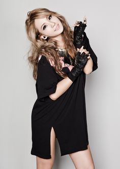 2NE1's CL (Lee Chae-Rin) –this one can be so gorgeous,i mean all the time in every second of every day