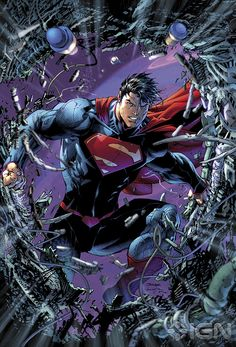 DC Comics Celebrates 75 Years of the Man of Steel with Superman Unchained Variant Covers - IGN
