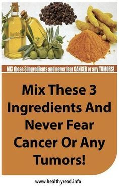 We know that cancer is a fatal disease which destroys thousands of lives every year. Chemotherapy is the most common form of treatment and it kills the cancer cells, but also ruins the healthy parts of the body. Thankfully, there are natural treatments wh Natural Cancer Cures, Natural Cures, Natural Health, Natural Foods, Healthy Choices, Healthy Life, Health Tips, Health And Wellness, Cancer Fighting Foods