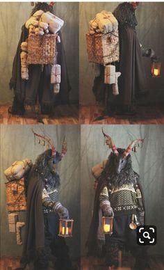 Yule Goat Costume Nymla on Patreon Halloween Kostüm, Halloween Costumes, Pirate Costumes, Christmas Costumes, Yule Goat, Costume Ethnique, Mode Alternative, Cool Costumes, Larp Costumes