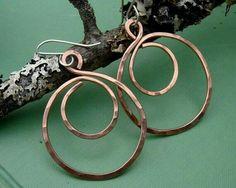 Hmmered Copper