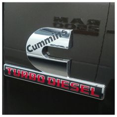 Dodge Cummins Turbo Diesel