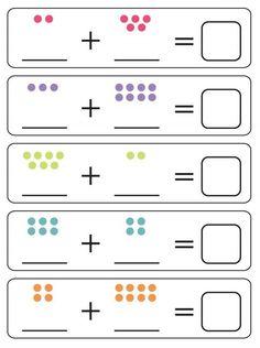 Schede Didattiche Addizioni Prima Elementare Da Stampare