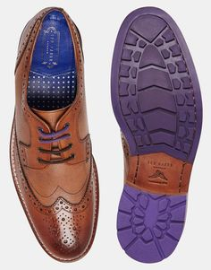 Ted Baker Cassiuss Brogue Shoes from ASOS