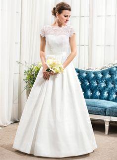Robe de mariée bustier organza appliques bordeaux  Robes de mariée ...