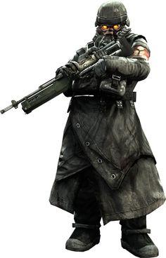 Helghast Rifleman