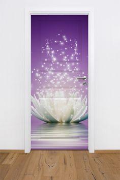 Fototapeta / naklejka na drzwi w dowolnym formacie - kwiat.
