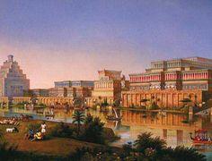 Ассирия в древности и современности