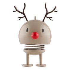 Hoptimist - Rentier Bumble Rudolf, groß, Einzelabbildung