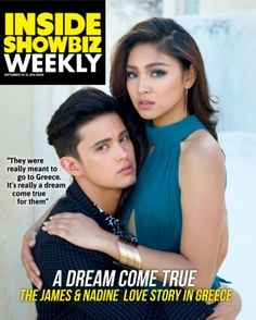 Get your digital subscription/issue of Inside Showbiz Magazine on Magzter and… Talking Back, James Reid, Nadine Lustre, Jadine, Just Friends, Couple Goals, Love Story, You Got This, Tv Shows