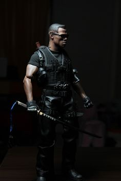 KITBASH : Blade! - OSW: One Sixth Warrior Forum