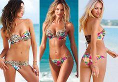 Victoria's Secret Swimwear 2014 Collection  #swimwear