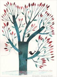 Simona Dimitri   Illustration;