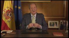 #TalDiaComoHoy, 2 de junio de 2014, Juan Carlos I abdica tras 39 años de reinado.