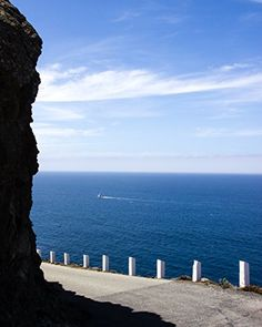 "Cliffside Road, Point Sur Lighthouse, Big Sur, California - Matted Photo Art Print, 11""x 14"" Romagosa Fine Arts http://www.amazon.com/dp/B017EW89L8/ref=cm_sw_r_pi_dp_gznnwb15NB6WD"